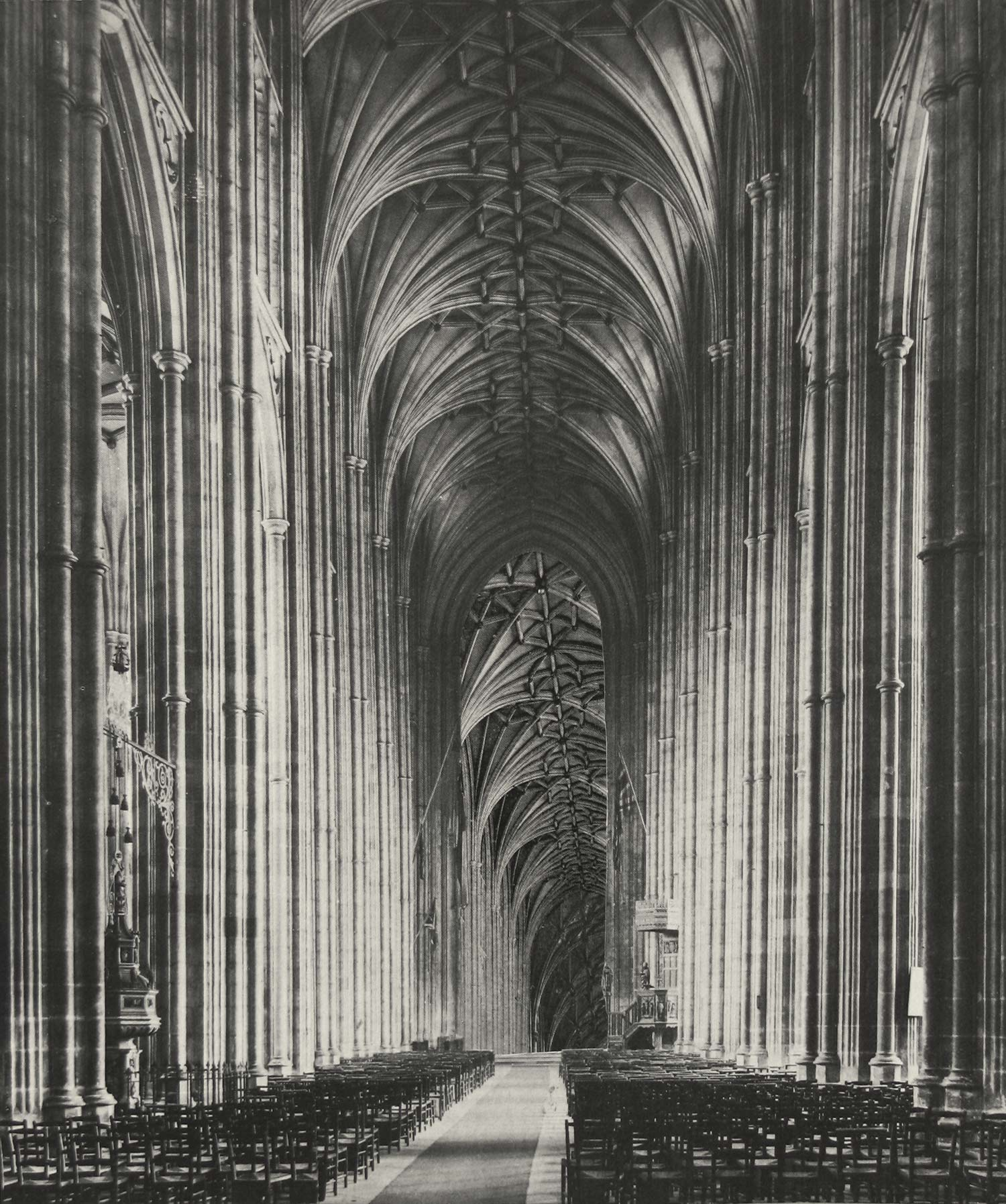 Infinite cathedrals V, 2015