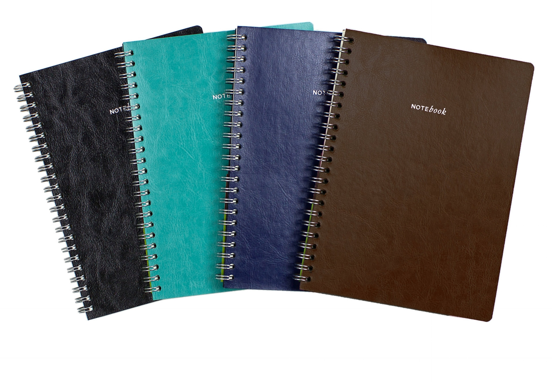 Leather-Look Journal // Greenroom, available at Target