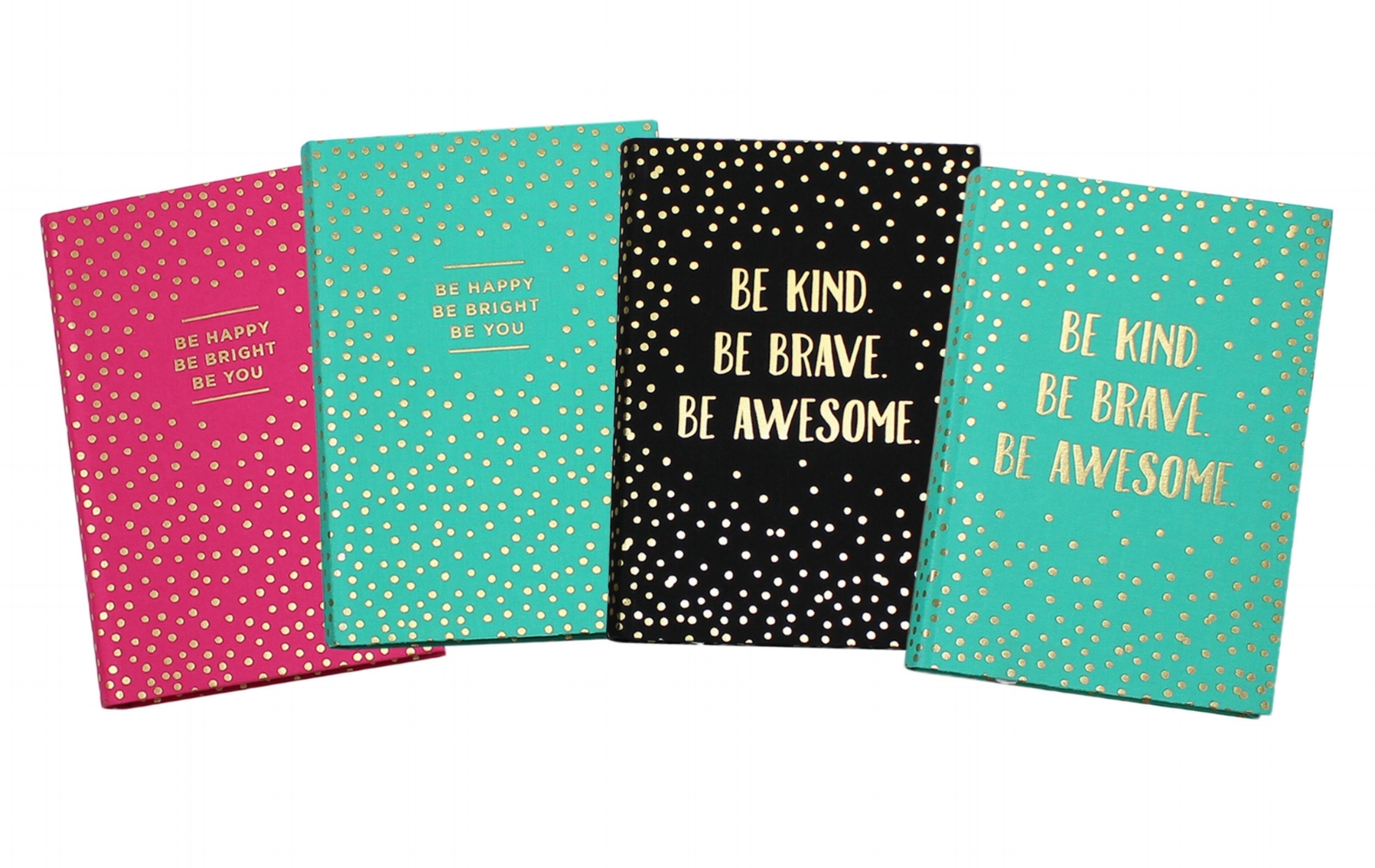 BookCloth Inspiration Journal// Greenroom, available at Target.
