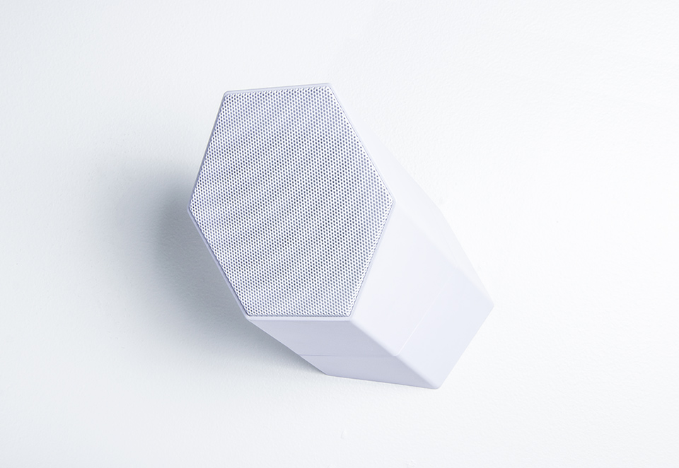Design by Swarm - Cloud speakers