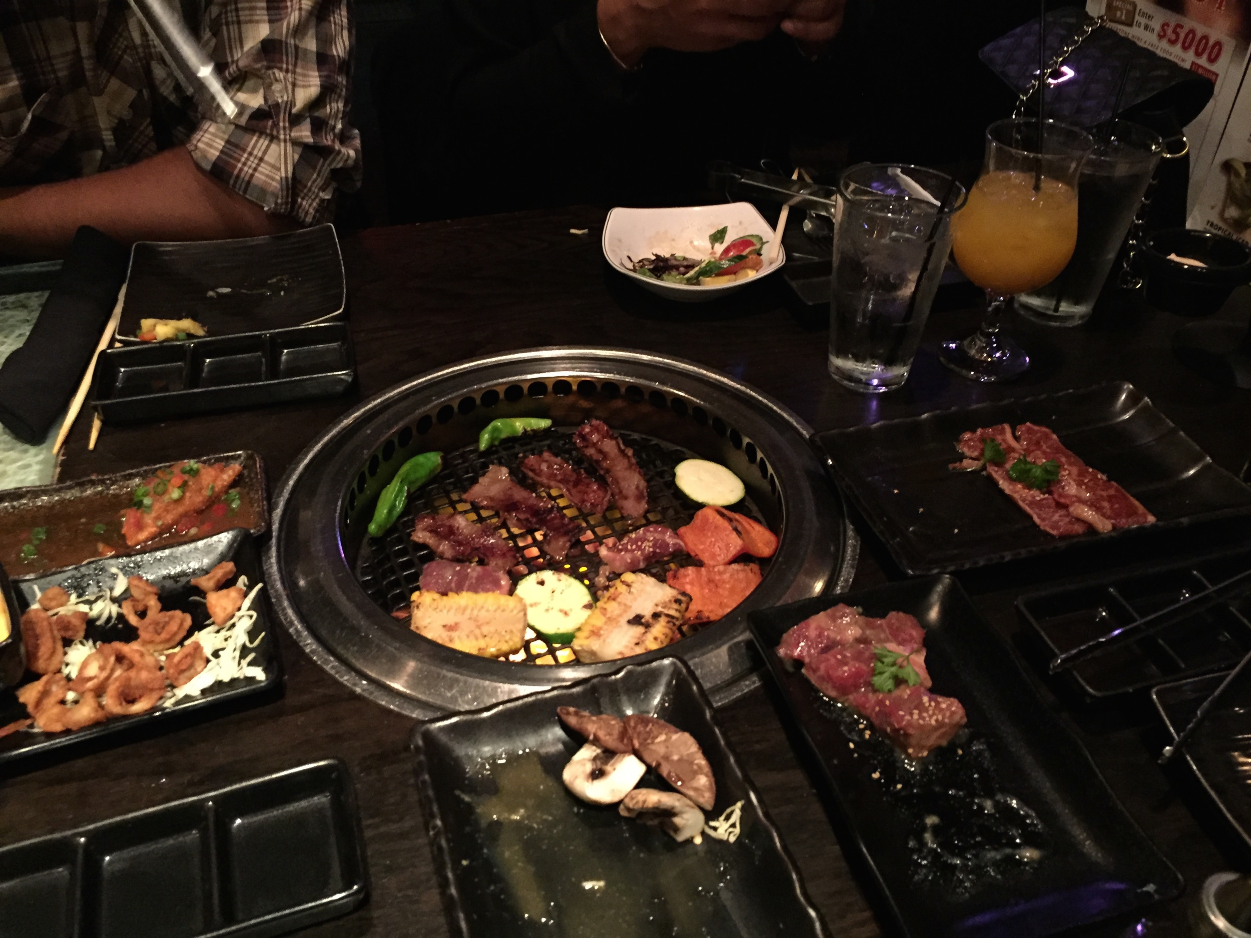 Gyu-Kaku Japanese BBQ in the East Village...SO GOOD!