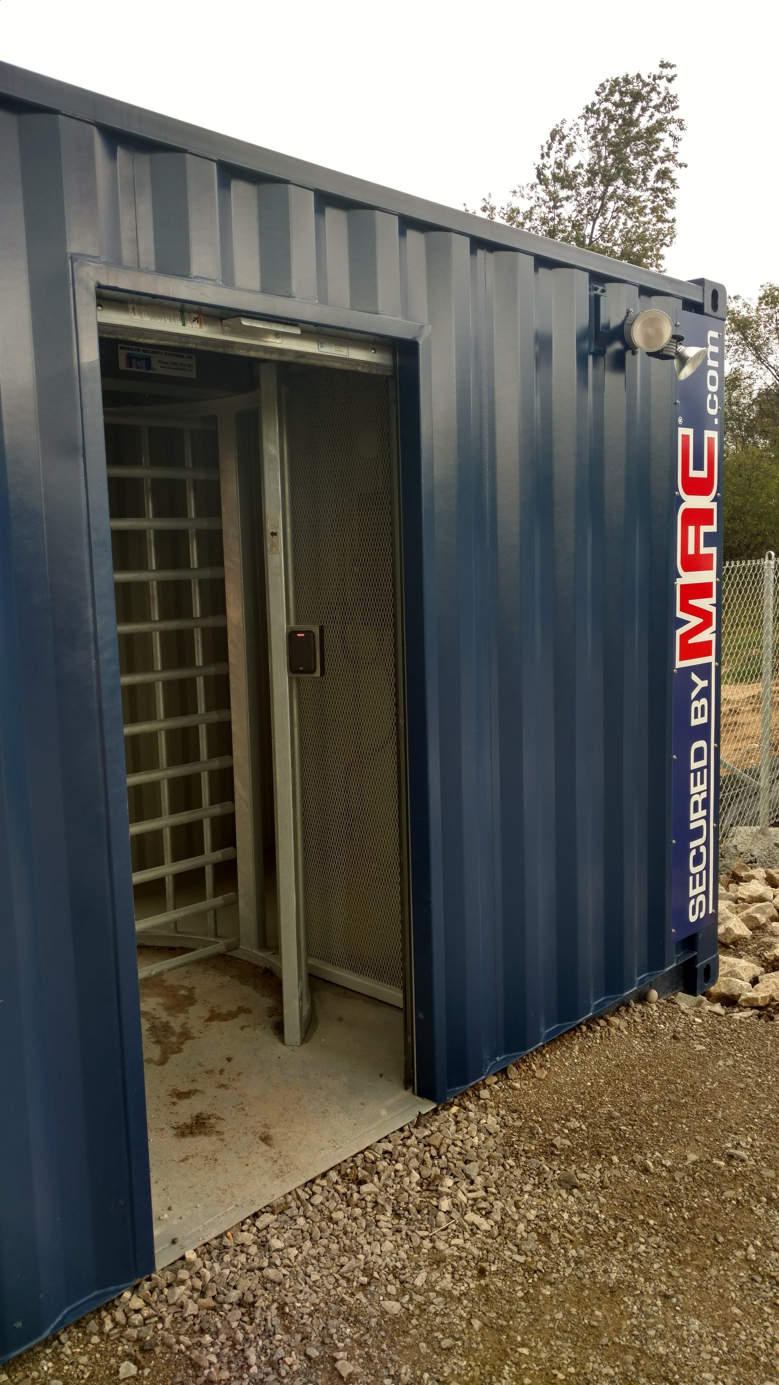 Unique access control solution at remote site