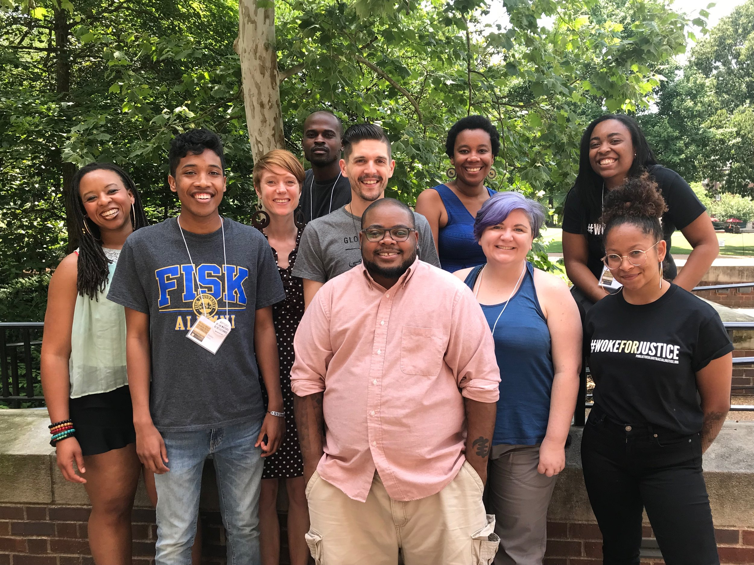 2018 Public Theology and Racial Justice Learning Journey Cohort