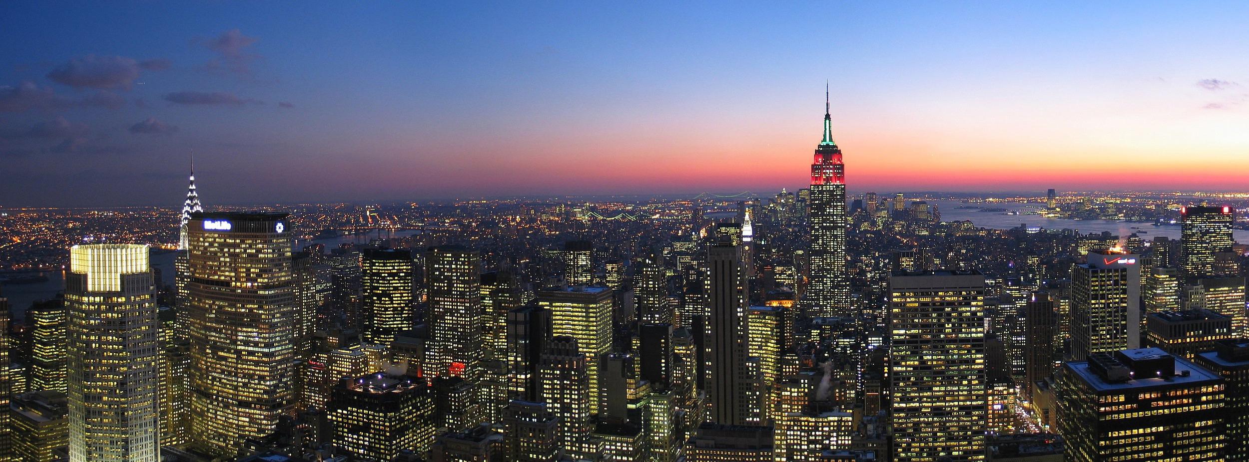 2015 New York CityServe and CityFest