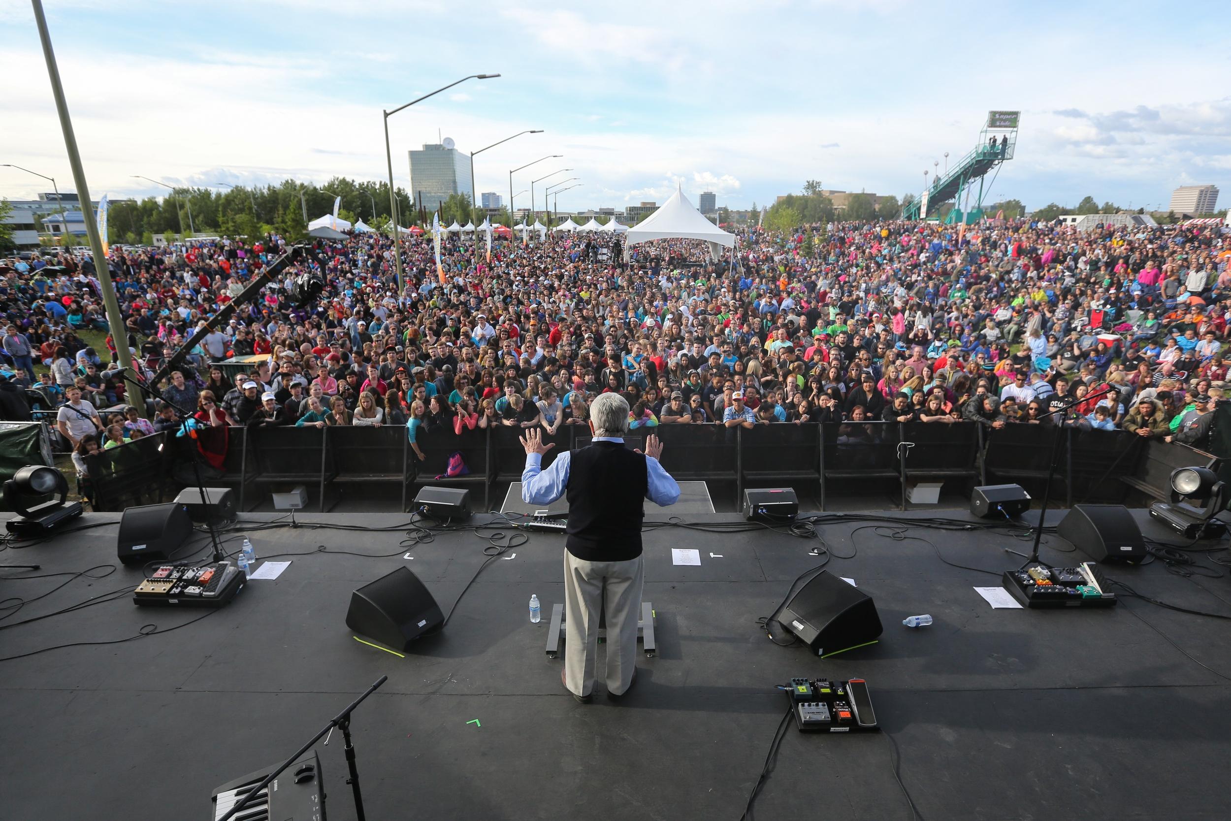 Love Alaska CityFest, 2014