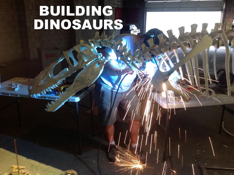 Building Dinosaurs