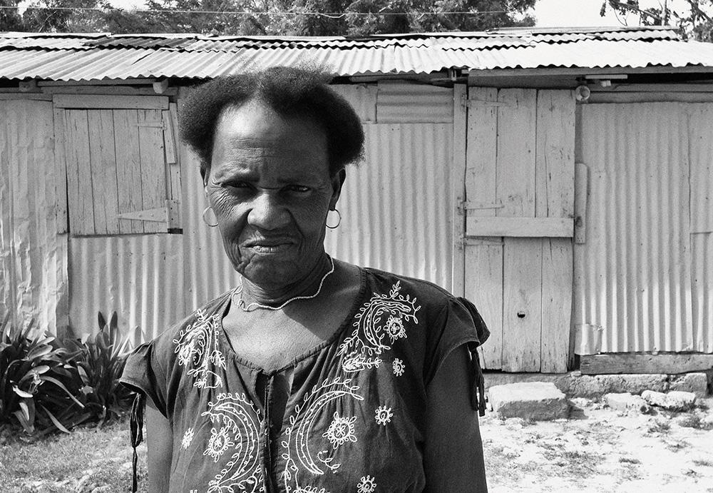 woman in dominican republic