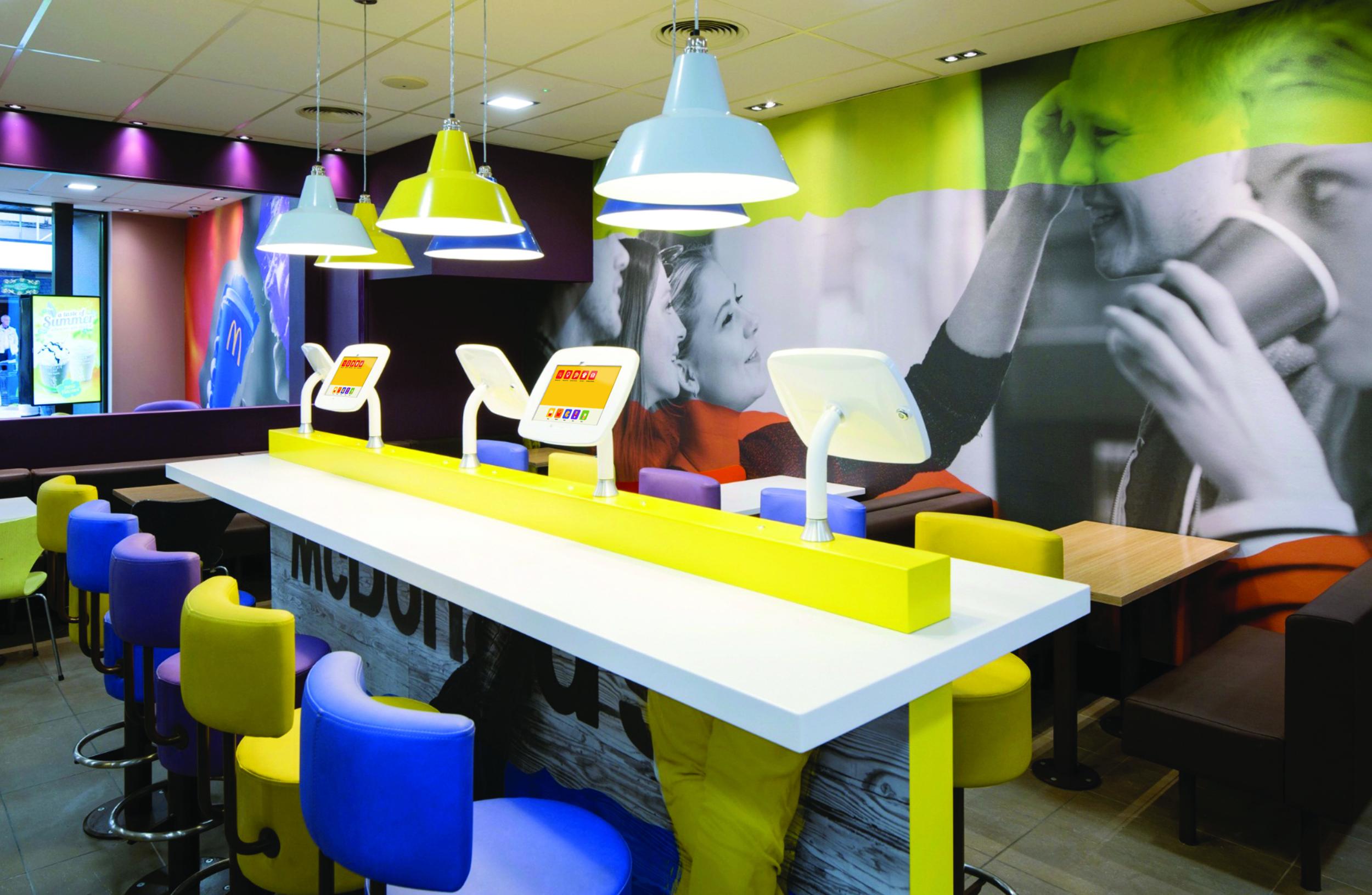 McDonald's Restaurant of the Future