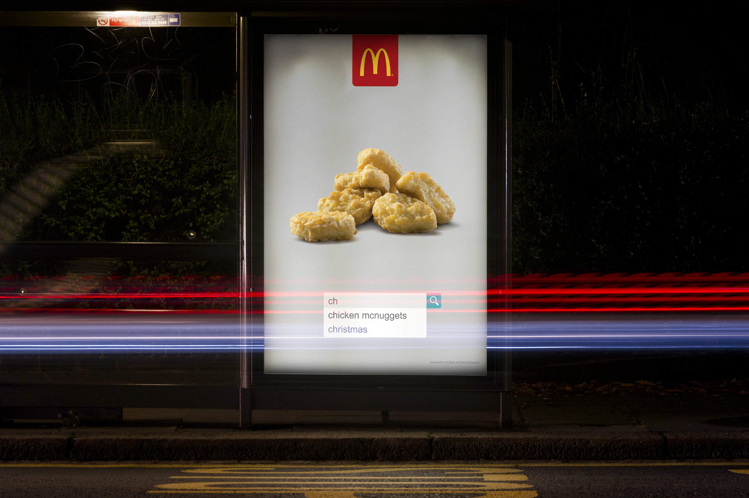 Stathi Kougianos McDonald's Search Campaign McNuggets