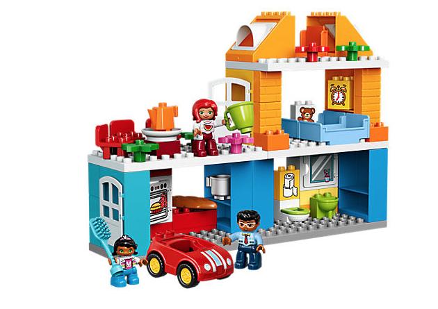 5. Lego Duplo Family House