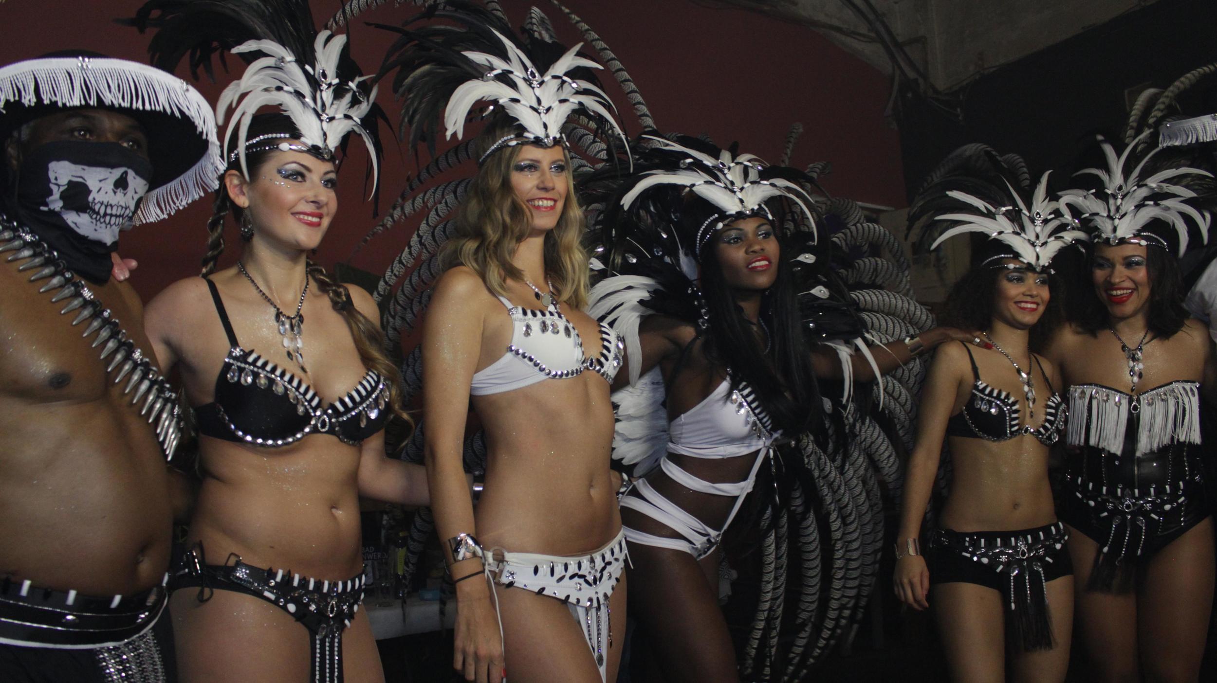 Carnivale Explosion - Jaguar TV all rights