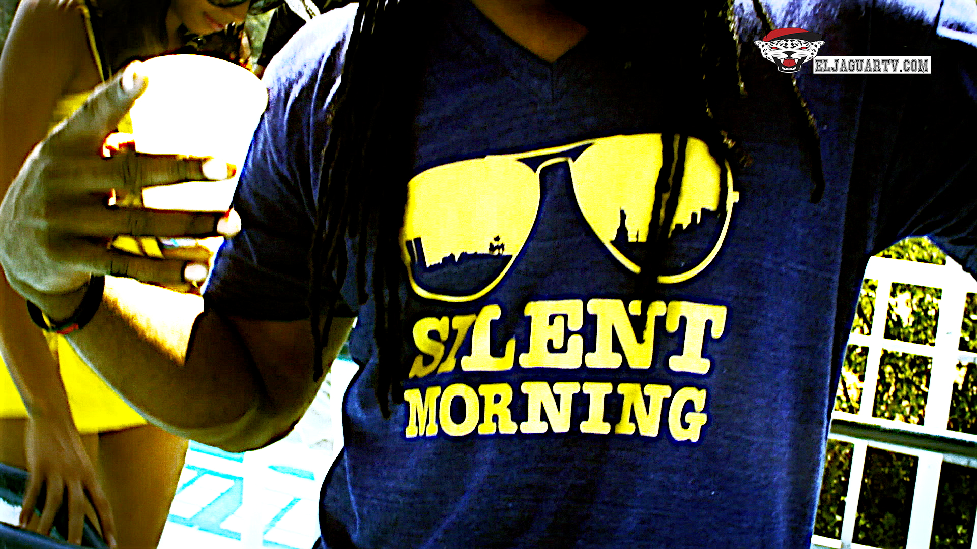 El jaguar tv Silent morning tnt 2015