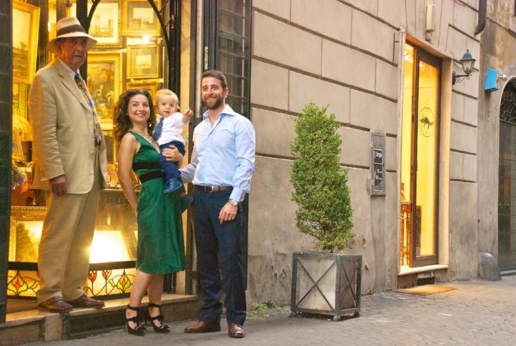 Guido Bruschini, Chiara & Francesco Bruschini Tanca, Matteo Manzone.