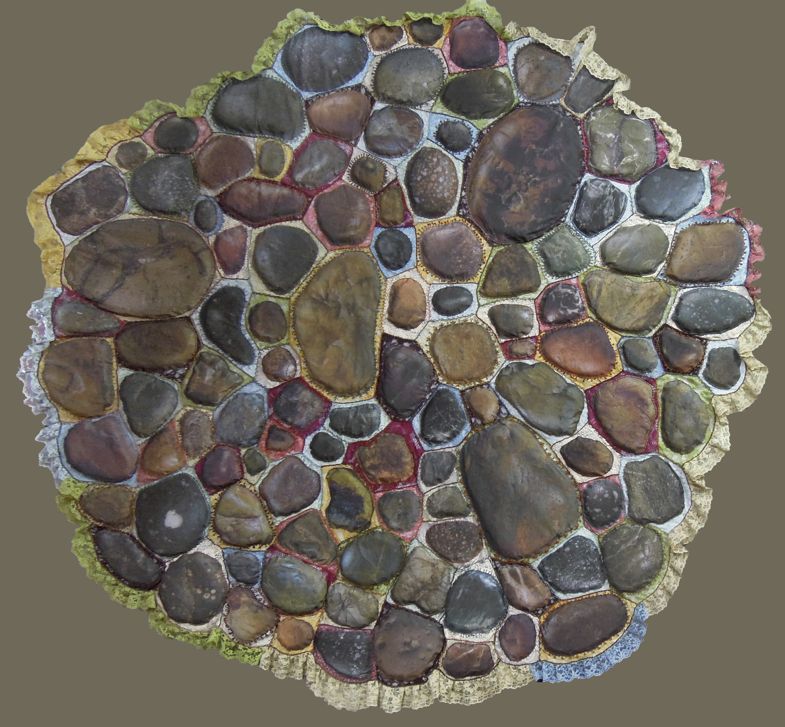 108 Rocks of Rodeo Beach (2012) (SOLD)