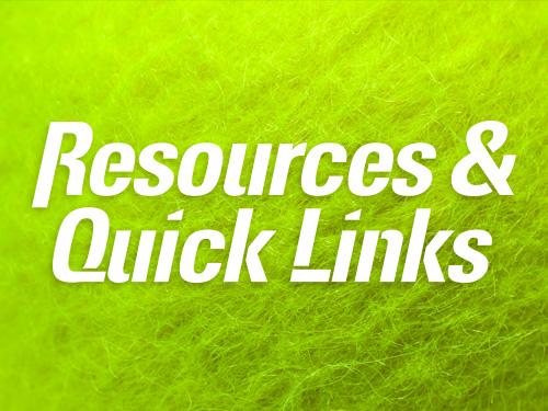 Resources & Quick Links