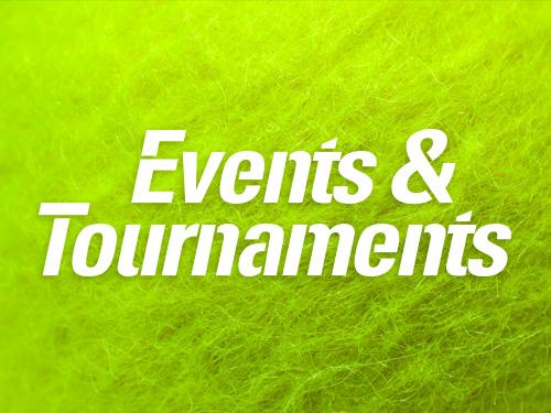 Events & Tournaments