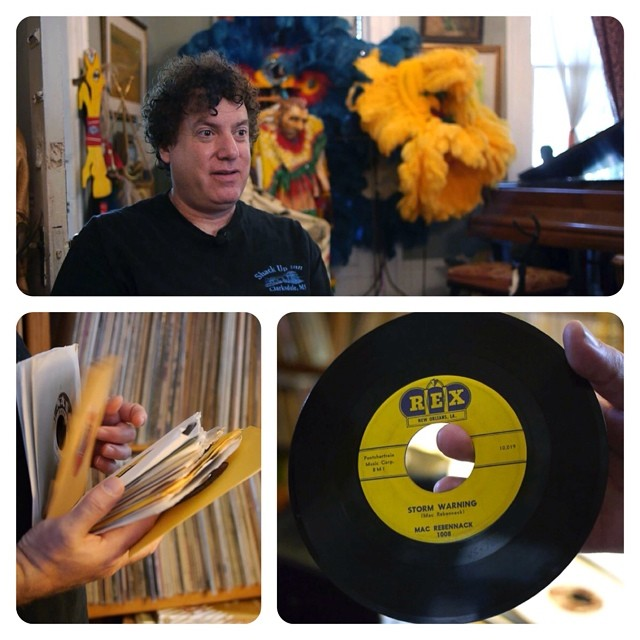 Vinyl Asides episode 5 is up! Ira Padnos talks #joehilllewis #davebartholomew #johnnyburnette and more!