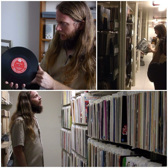 Watch curator of Mississippi Blues Archive, Greg Johnson, in Vinyl Asides ep 6! #sonnyboywilliamson #mississippijohnhurt #sonnyterry