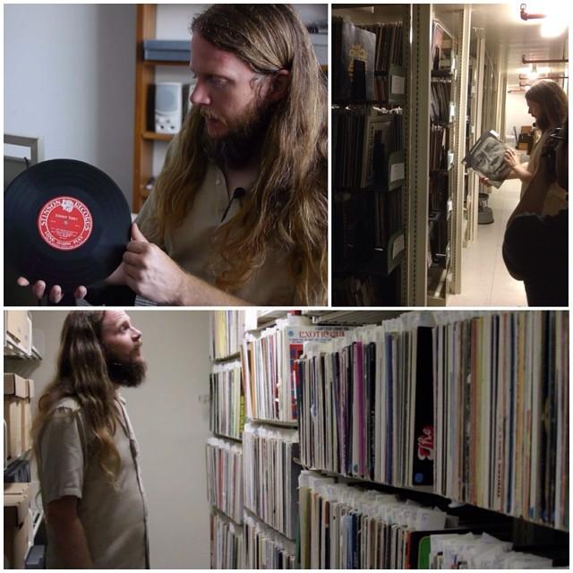 Watch curator of Mississippi Blues Archive, Greg Johnson, in Vinyl Asides ep 6! #sonnyboywilliamson #mississippijohnhurt #sonnyterry