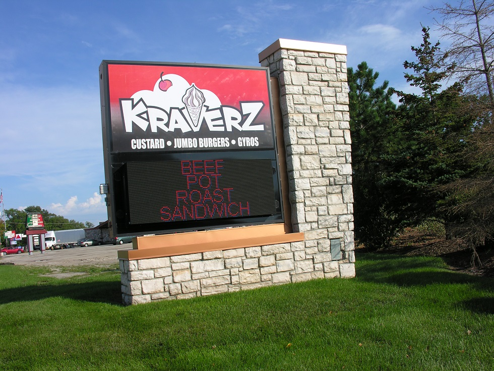 Kraverz-Frozen-Custard-Street-Sign.JPG