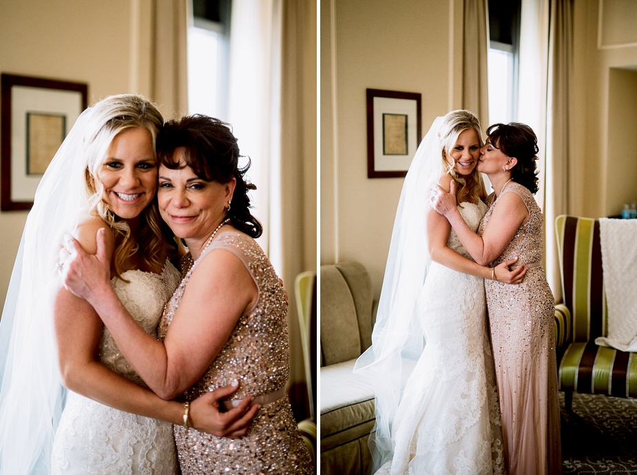 Milwaukee Wedding Photographer, Pfister Wedding, Mother Daughter