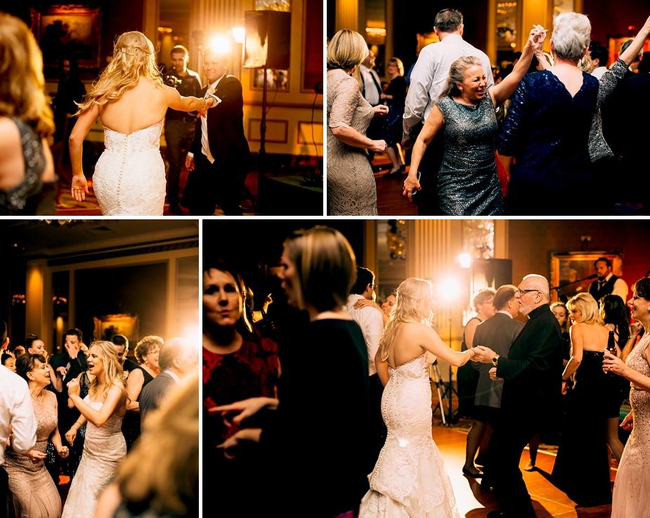 Milwaukee Wedding Photographer, Pfister Wedding, winter New Years Eve wedding