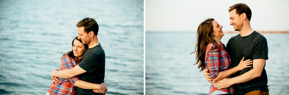 Milwaukee Wedding and Engagement Photographer - Bay View Session