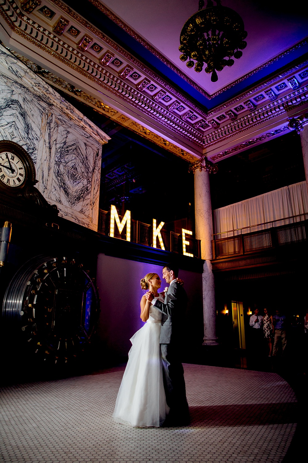 Milwaukee Historical Society - Milwaukee Wedding Photographer