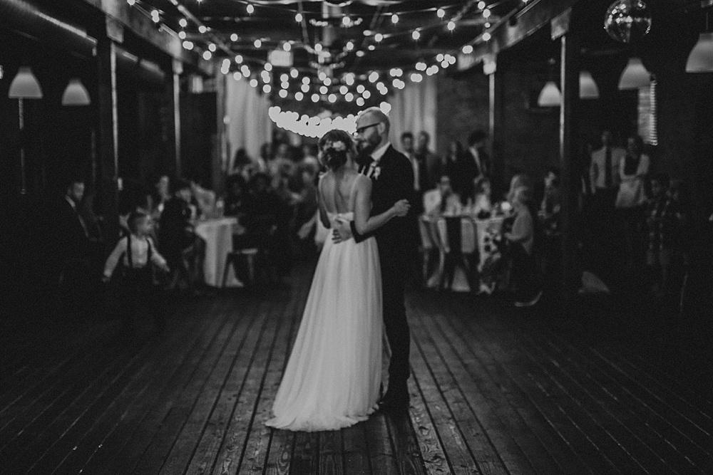 Milwaukee Wedding Photographer - The Haight Wedding - Elgin - Dance Floor - First Dance