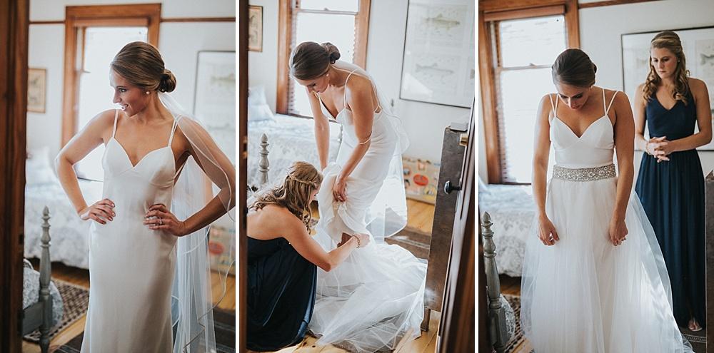 The Farm At Dover Wedding - Autumn - Fall Wedding - Milwaukee Wedding Photographer - Liller Photo