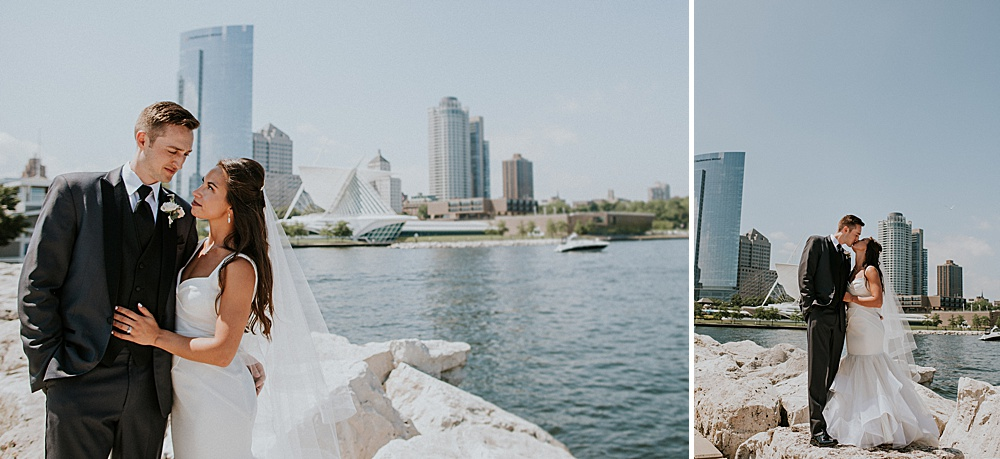 milwaukee photographer - milwaukee county historical society wedding - liller photo