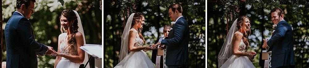 milwaukee wedding photographer - schlitz audubon nature center wedding