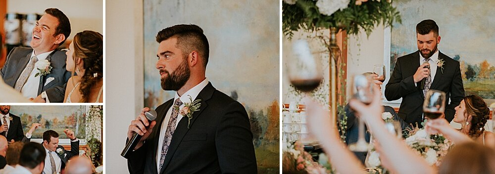 milwaukee wedding photographer - mequon north shore country club wedding