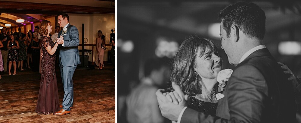 milwaukee wedding photographer - mequon country club wedding