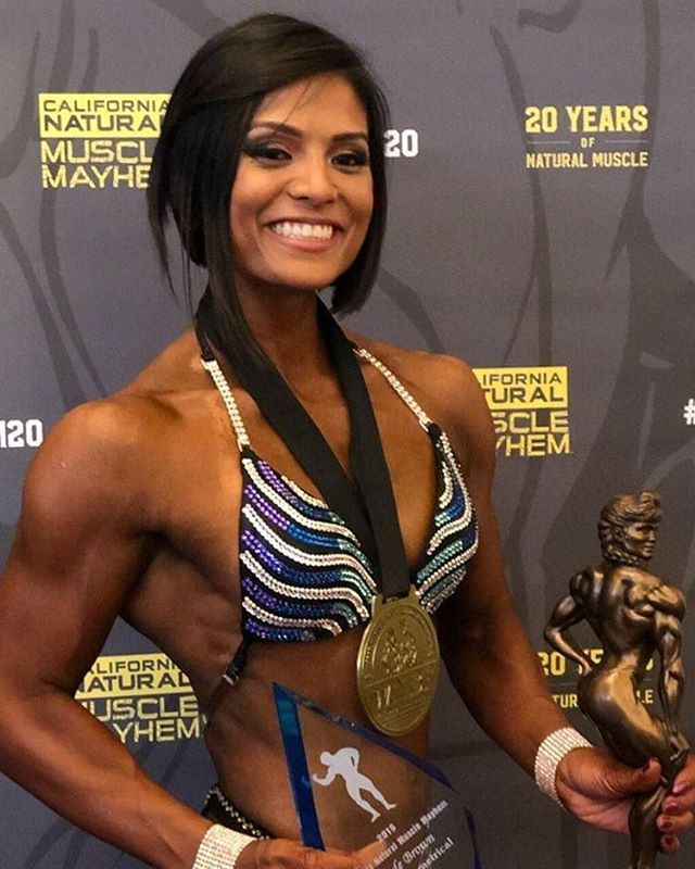A big shoutout and congrats to @eeddddnnnaa_mode taking 1st place and awarded a WNBF Pro card for bodybuilding as well as the Wade Brown Most Symmetrical Award!! - #deadweightstrength #teamjcreation #gym #bodybuilding #motivation #1stplace #lift #instagood