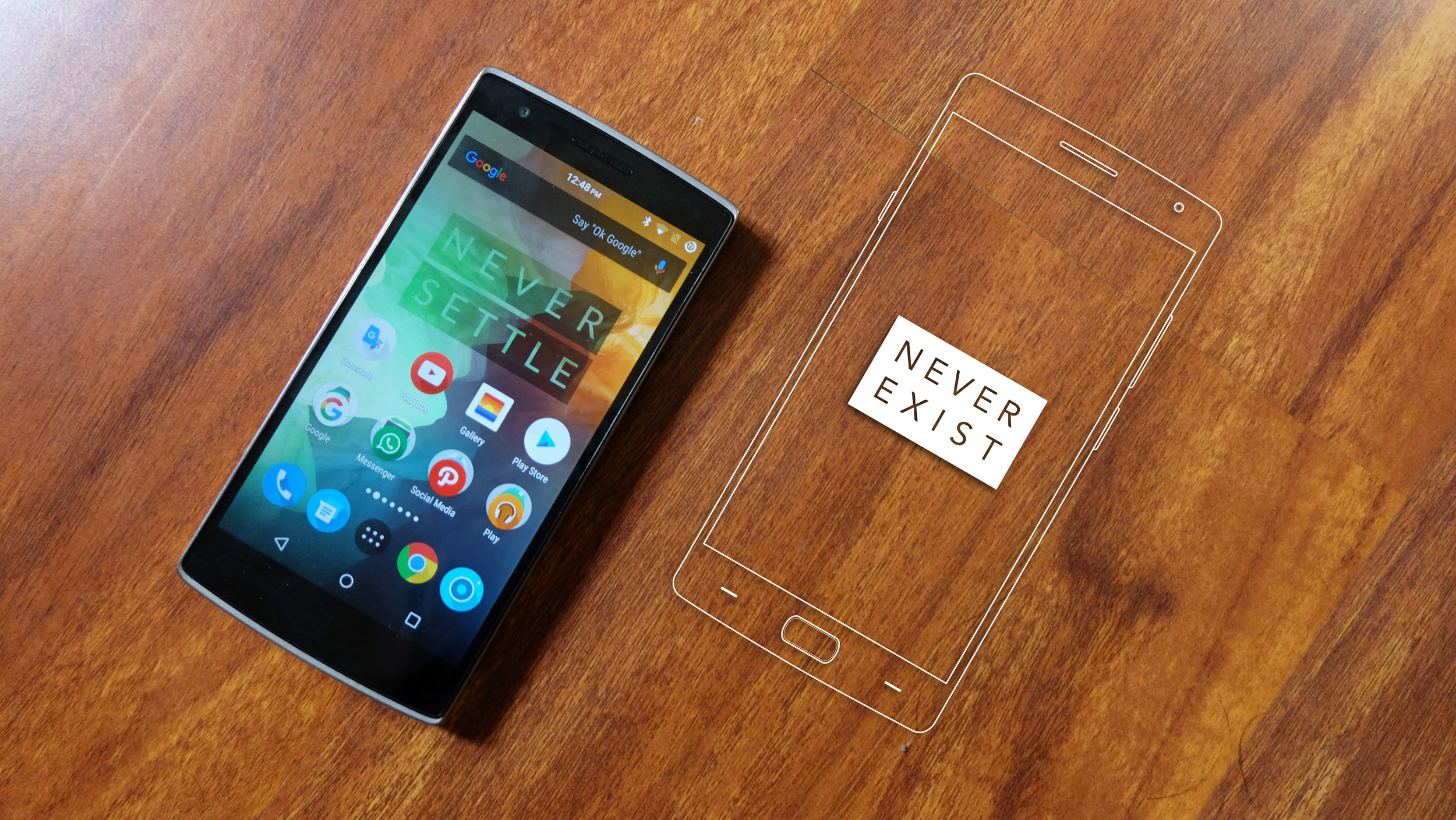 Comparison with oneplus One