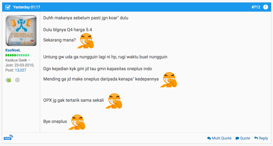 From Kaskus