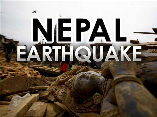 Letters in Motion Nepal Earthquake