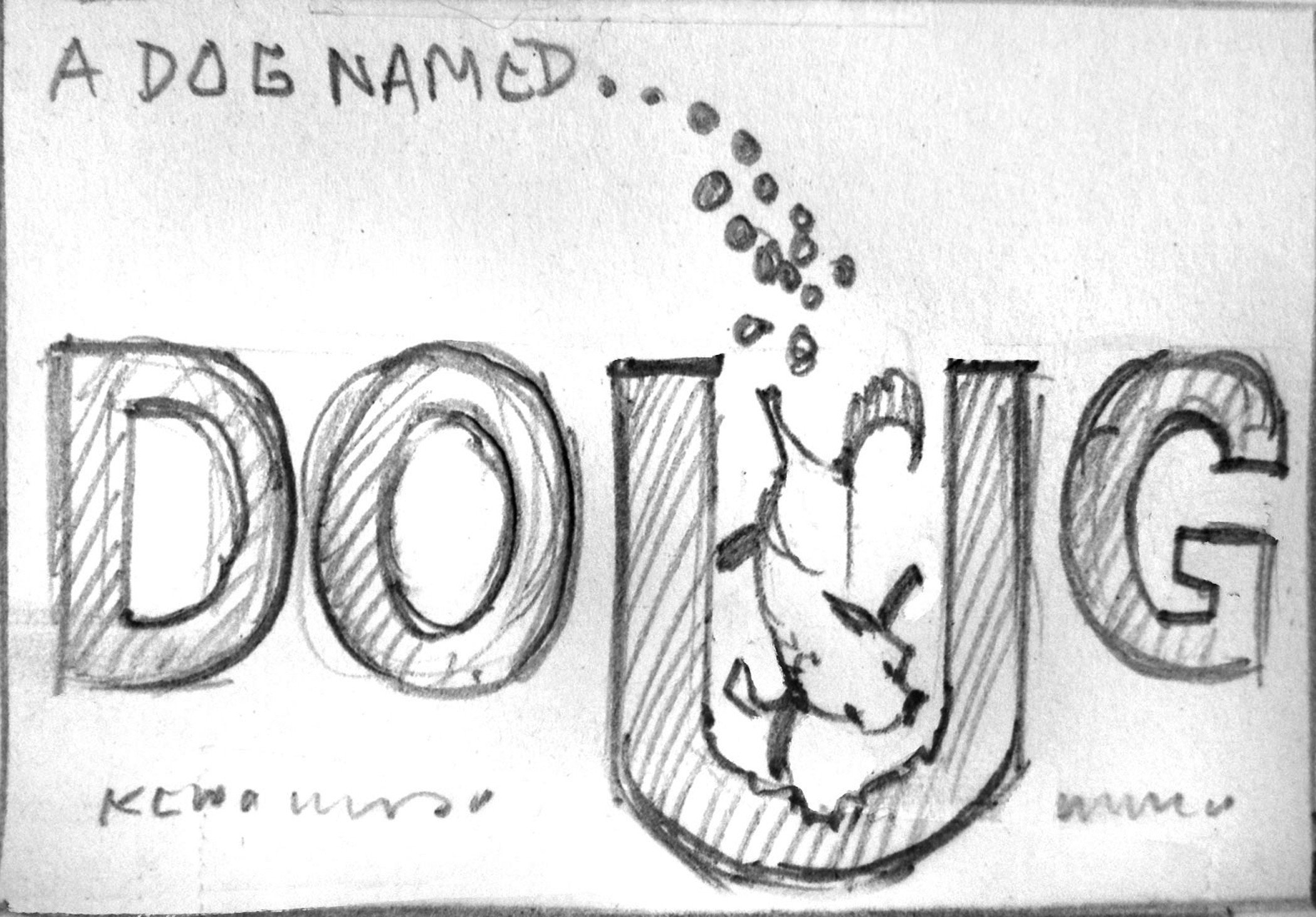 Wow!I got a cover right the first time! Thumbnail sketch, about 1.5 inches wide.