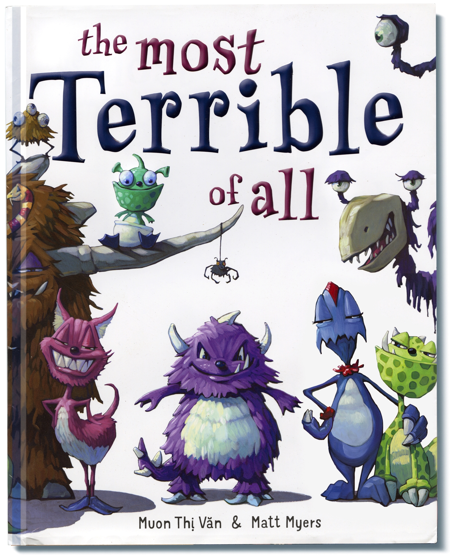 Most Terrible book