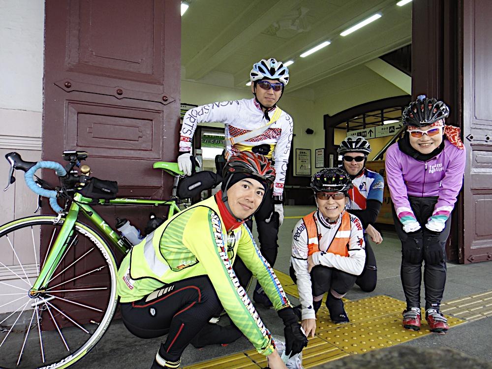 Shinsen Gruppo at Nikko start DSC00926.JPG