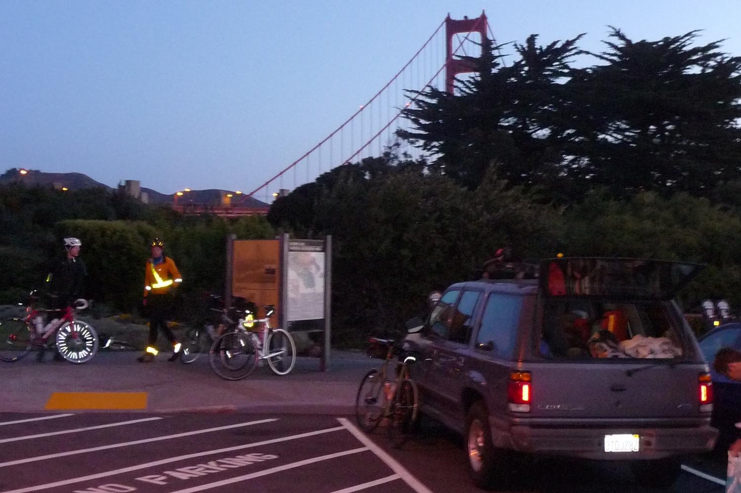 2010 San Francisco 600km Brevet