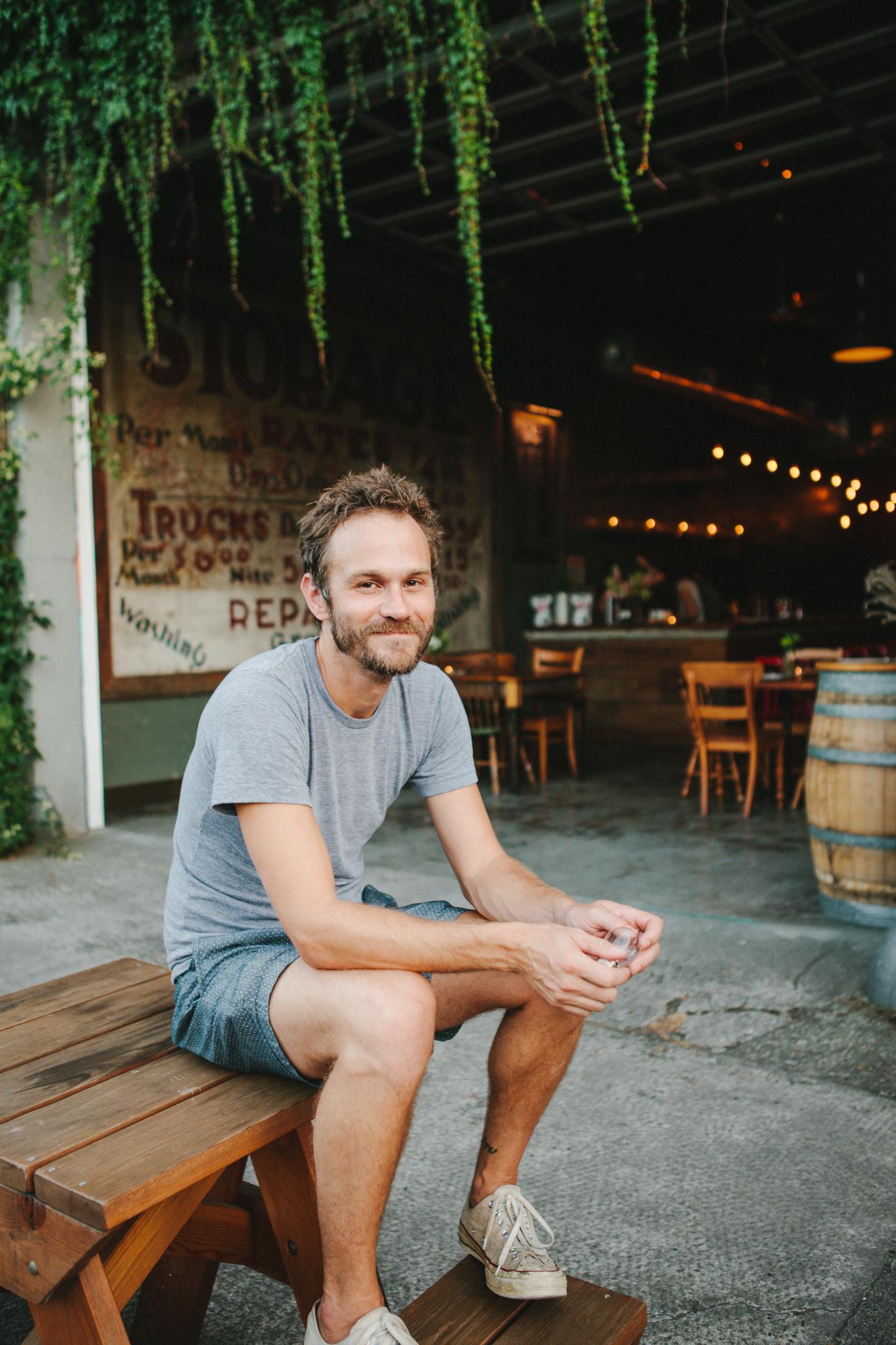 The Winemaker - Ryan Sharp