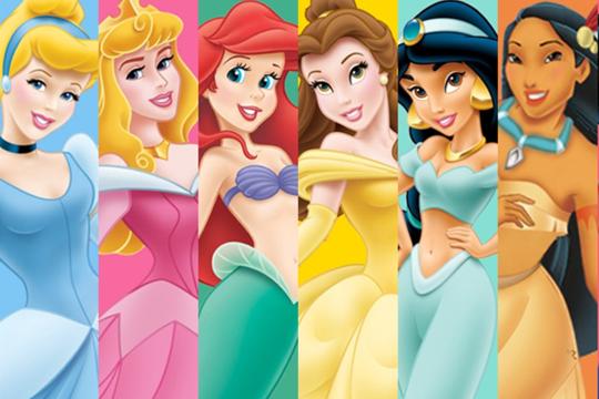 Princess Camp -