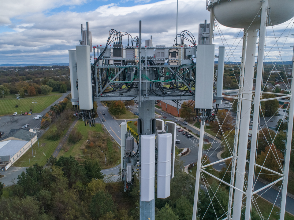 COMMERCIAL - Cell tower inspections, construction progressions, and roof assessments are a few of the missions we regularly fly.
