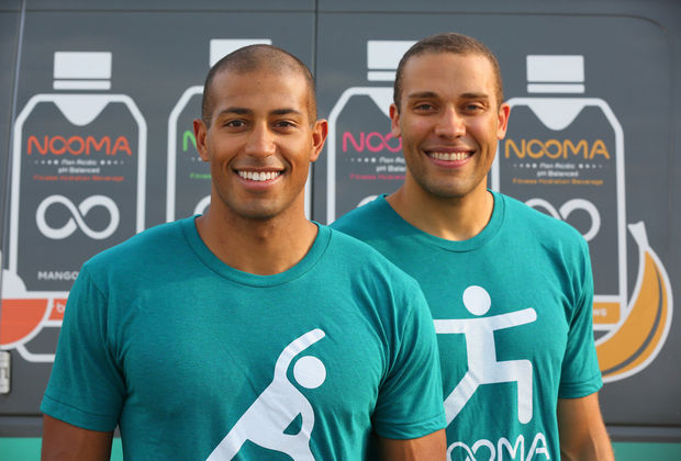 The  Nooma Guys , Brandon and Jarred Smith.