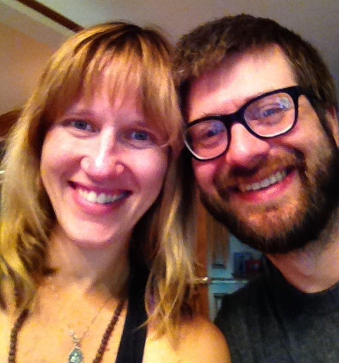 Laura and Justin, Founders / Owners of Cleveland Vegan