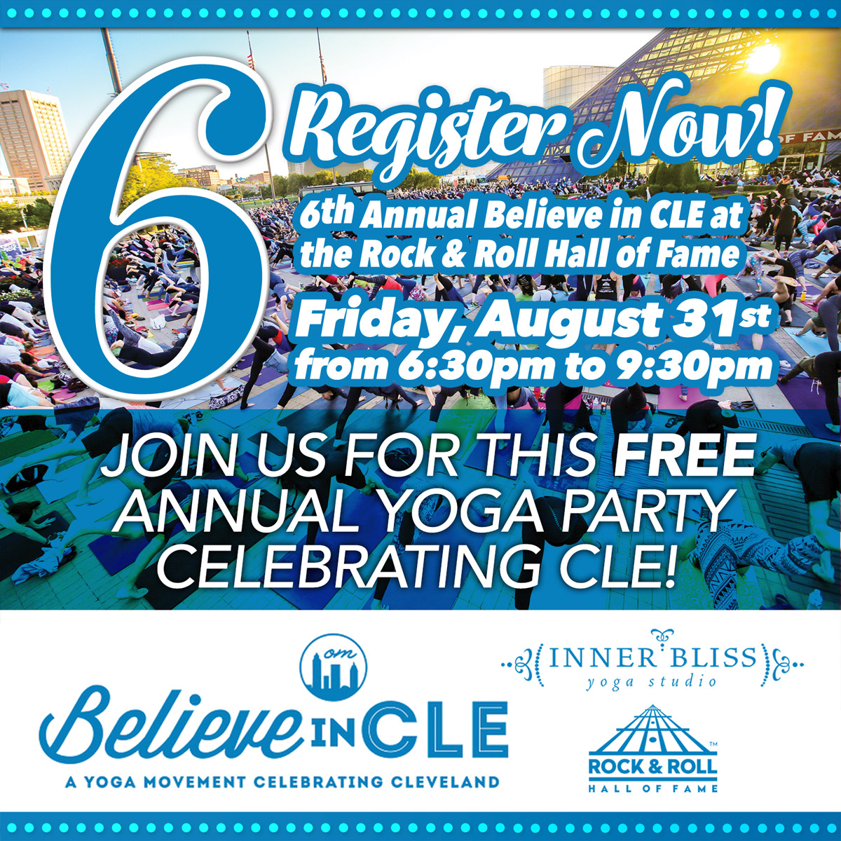 Sign up now for our favorite Labor Day weekend event!