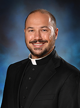 Fr. Chad Arnold - Priest of the Catholic Diocese of Wichita and Director of Vocations for the Diocese.