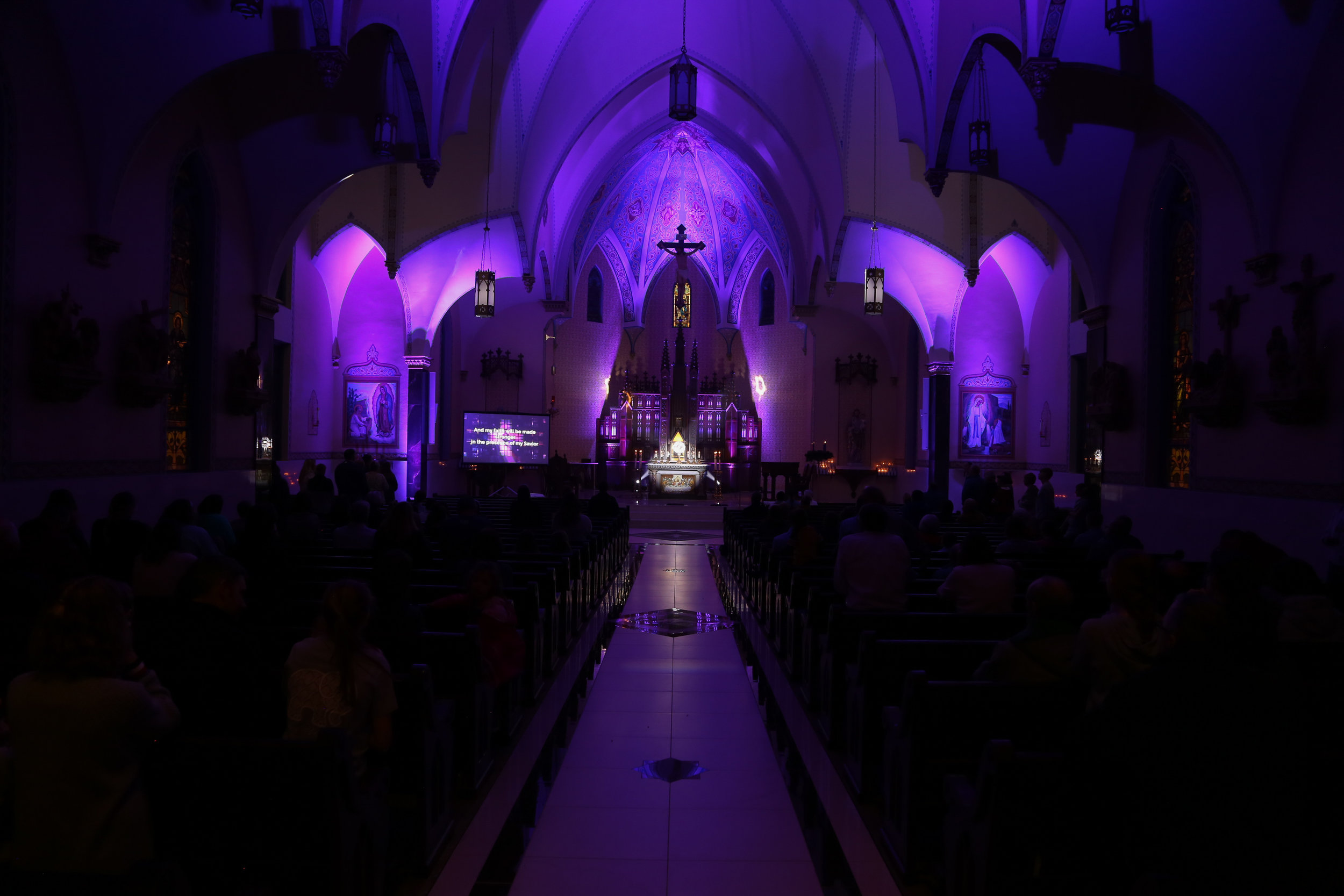 Our Lady of Lourdes, Pittsburg KS